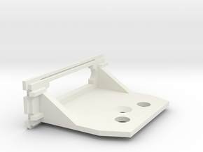 A1200 Expansion Port DVI Cover in White Natural Versatile Plastic