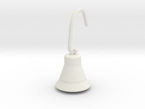 1/6 DKM UBoot VIIC Bell in White Natural Versatile Plastic