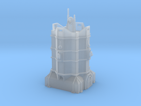 [Tiny Titans] Coms Relay Bastion in Smooth Fine Detail Plastic