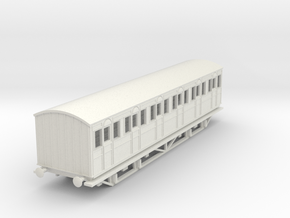 o-76-metropolitan-8w-all-first-coach-mod in White Natural Versatile Plastic