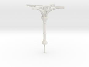 C3 Column in White Natural Versatile Plastic