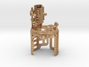 Graflex Master - Part4 Style2 - Shell2 in Natural Bronze