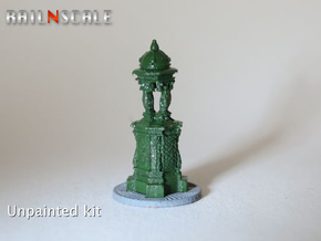 Fontaine Wallace (N 1:160) in Smooth Fine Detail Plastic
