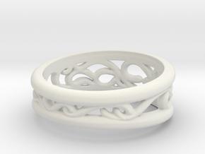 Dark Souls Sun Princess Ring in White Natural Versatile Plastic: 5 / 49
