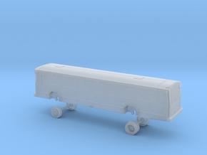 N Scale Bus Gillig Phantom Santa Clarita 147-162 in Smooth Fine Detail Plastic