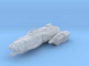 Gun Cutter Chimera 3cm version in Smooth Fine Detail Plastic
