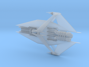 Narn - GQuan Cruiser (w/o base) in Smooth Fine Detail Plastic