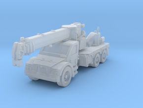 Terex AT40 in Smoothest Fine Detail Plastic: 1:400