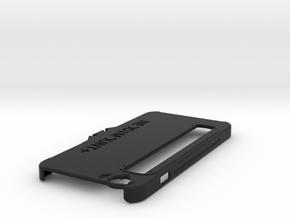 NEODiMOUNT+ iPhone 6 Plus, 6s Plus or 7 Plus (NOTE in Black Natural Versatile Plastic