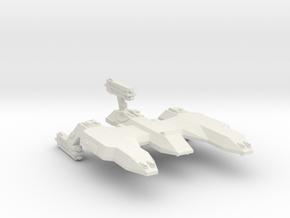 3125 Scale LDR Light Dreadnought (DNL) CVN in White Natural Versatile Plastic