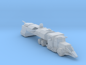 Death Race Dreadnought 285 scale in Smooth Fine Detail Plastic