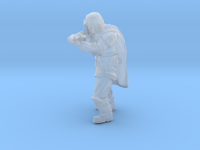 Grunge Trooper shooting pose 1 in Smoothest Fine Detail Plastic
