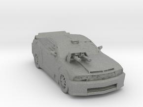 Death Race Frankenstien Monster 160 scale in Gray Professional Plastic