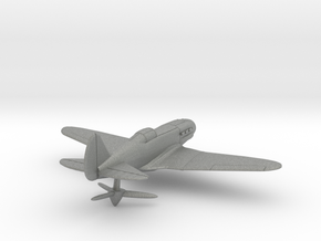1/144 MiG-3 WW2 Soviet Fighter in Gray PA12