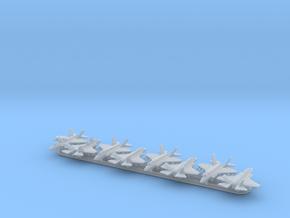 F-35B w/Gear x8 (FUD) in Smooth Fine Detail Plastic: 1:600