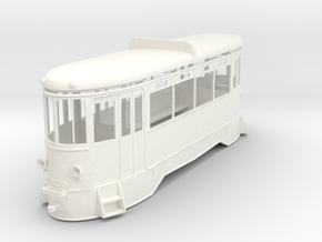 GWSM/GTW 406 in White Processed Versatile Plastic