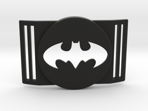 Freestyle Libre Shield - Libre Guard BATMAN in Black Premium Versatile Plastic