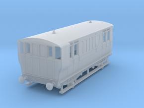 o-148fs-ger-mslr-4w-brake-coach-no1-1 in Smooth Fine Detail Plastic