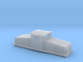 Swedish SJ electric locomotive type Ha - N-scale in Smooth Fine Detail Plastic
