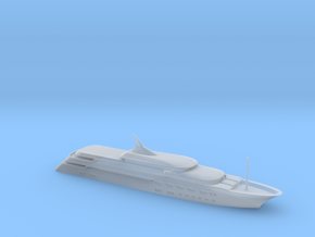 O'Mega Large Scale in Smooth Fine Detail Plastic