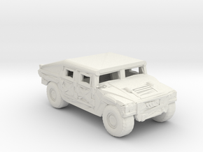 m966v2 285 scale in White Natural Versatile Plastic