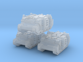 Rhino Transport Epic WH40k/3 models in Smooth Fine Detail Plastic
