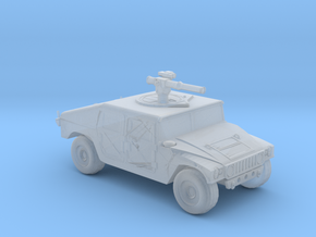 M966wTow 160 scale in Smooth Fine Detail Plastic