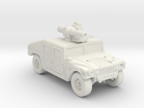 M966wTow 285 scale in White Natural Versatile Plastic