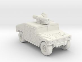 M966wTow 285 scale in White Natural Versatile Plastic