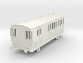 o-76-hb-brake-3rd-coach-1 in White Natural Versatile Plastic