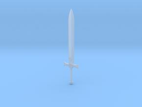 Sword BT 1 pcs. in Smoothest Fine Detail Plastic