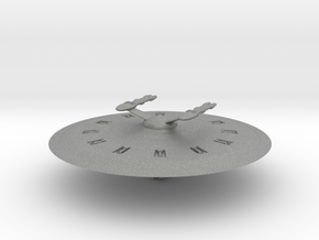 Vree - Xill Saucer in Gray Professional Plastic
