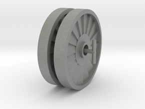 Spartak Spinners in Gray Professional Plastic