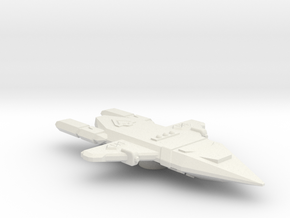 3788 Scale Orion Light Raider (LR) CVN in White Natural Versatile Plastic