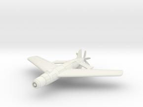 """(1:144) Focke-Wulf P.0310.025-1006 """"Victoria Tail"""" in White Natural Versatile Plastic"""
