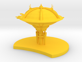 Species 8472 - Station in Yellow Processed Versatile Plastic