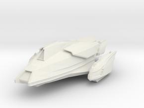 Gorn Tuatara Class in White Natural Versatile Plastic