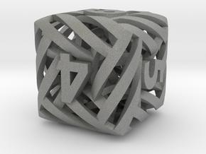 Helix Die6 in Gray Professional Plastic