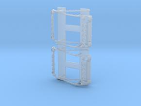 1/87 LB/Sr/4r/Dk/Lk/Bl/Krone in Smoothest Fine Detail Plastic