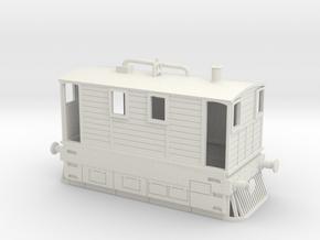 b-87-j70-tram-loco-1 in White Natural Versatile Plastic
