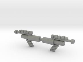 Lobros Laser Pistol in Gray PA12