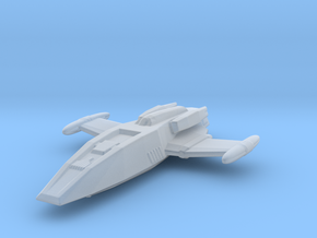 Andorian Light Cruiser 1/3788 in Smooth Fine Detail Plastic