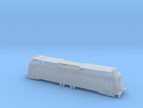 ČD 380 / ZSSK 381 in Smooth Fine Detail Plastic: 1:120 - TT