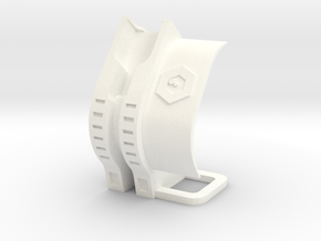 Xiaomi MiBand 3 Charging Dock in White Processed Versatile Plastic