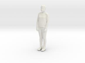 Printle C Femme 1080 - 1/32 - wob in White Natural Versatile Plastic