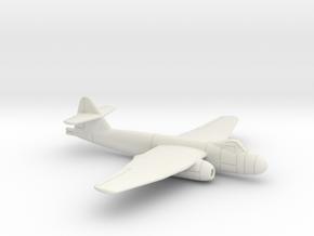 (1:144) Blohm & Voss BV P.178 in White Natural Versatile Plastic