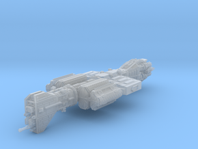 Earth Alliance Orion-Class Carrier 53mm in Smooth Fine Detail Plastic