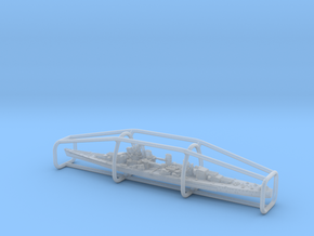 UK BB Project Design 16E38 in Smooth Fine Detail Plastic: 1:4800