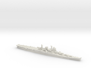 IJN CA Mogami [1944] (aircraft cruiser) in White Natural Versatile Plastic: 1:1800
