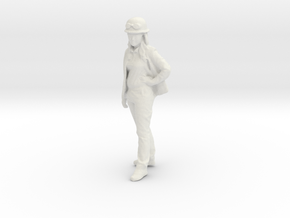 Printle C Femme 1119 - 1/32 - wob in White Natural Versatile Plastic